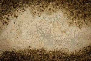 Brown cement floor texture background Enter text photo