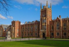Queens University Campus Belfast UK photo