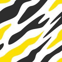 patrón sin costuras animal vector