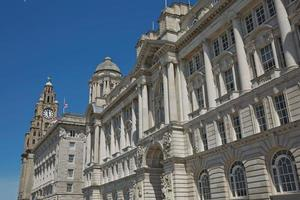 Port of Liverpool Building or Dock Office, Liverpool, United Kingdom photo