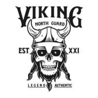 guardia norte vikingo.eps vector