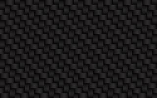 Dark abstract carbon fiber background. Metallic carbon look. Modern vector illustration