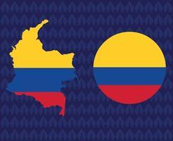america latine 2020 teams.america latine soccer final.colombia map vector