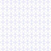 Ethnic style floral seamless pattern vector
