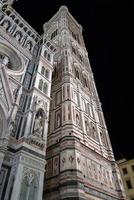 The Santa Maria del Fiore cathedral in Florence photo