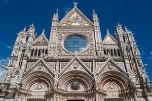 The Santa Maria della Scala church in Siena photo