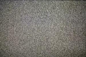 No signal on the television monitor photo