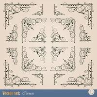 Border Frame Decorations vector