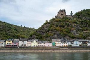 el castillo katz en alemania foto
