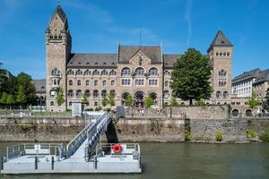 The court building in Koblenz photo