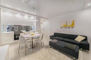 sala de estar moderna interior foto