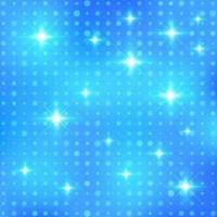 Abstract light vector design