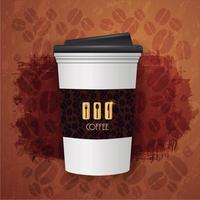 Restaurant Coffee Cup vector