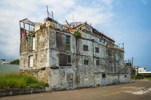 White house, aka Moving Castle in Taitung, Taiwan photo