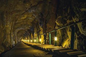 Andong Tunnel in Dongyin, Matsu, Taiwan photo