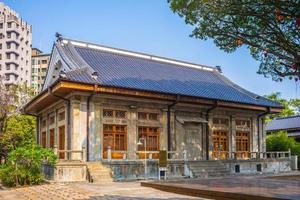 Sala de artes marciales budokan en taichung, taiwán foto