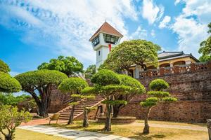 Fort Zeelandia, aka Anping Fort in Tainan, Taiwan photo