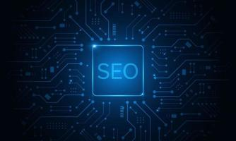 SEO Concept, Search Engine Optimization ,Marketing Ranking  Website , Browsing Concept vector