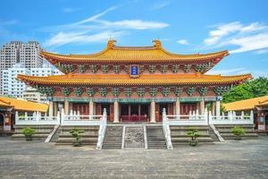 Confucius Temple at Taichung, Taiwan photo