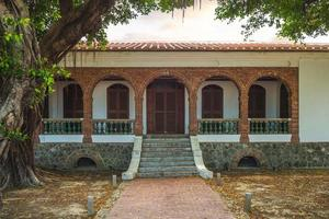 Heritage Merchant House in Anping District, Tainan, Taiwan photo