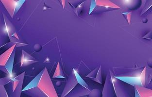 Elegant Abstract Geometric Background vector
