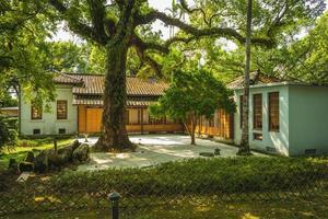 Salón conmemorativo de la fundación de la administración de Yilan, Yilan, Taiwán foto