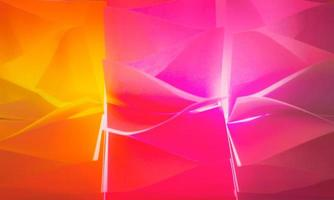 Colorful abstract background, made of paper stickers photo