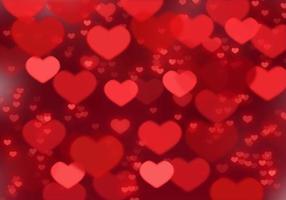fondo de corazon rojo fondo de san valentin foto