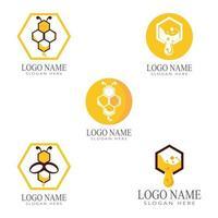 Honeycomb background texture illustration design vector