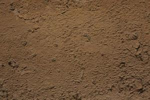 Texture of soil and land photo