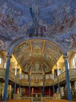 Vichy, France, 2021 - Eglise Saint-Blaise inteior photo