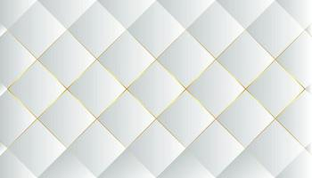 Abstract Geometric Background With Golden Lines vector