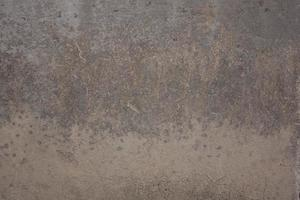 Grungy Old texture on metal photo