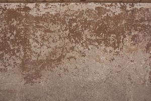 Rough metal texture with scratches photo