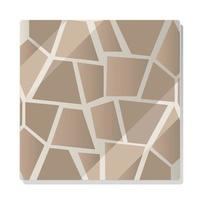 paving flooring abstract decoration layout vector