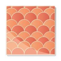 flooring laminate classic herring bone tiles vector