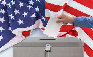 elecciones en estados unidos de américa foto