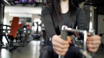 Brunette Girl in Black video