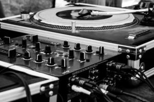 DJ SETUP sound music photo