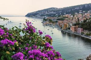 Villefranche-Sur-Mer on the French Riviera photo