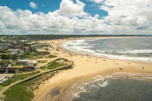 Departamento de Maldonado, Uruguay, 2021 - Aerial View of Jose Ignacio Beach photo
