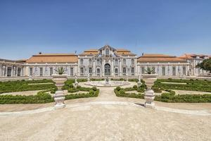 Palace of Queluz in Lisbon, Portugal photo