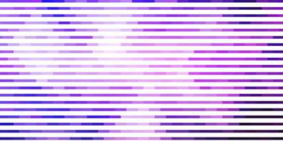 Light Purple vector backdrop with lines Gradient abstract design in simple style with sharp lines Pattern for websites landing pages