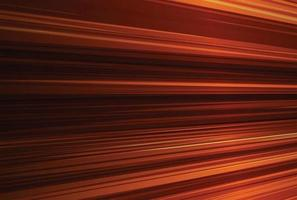 Lights and stripes moving fast over dark background vector