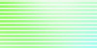 Light Green vector backdrop with lines Gradient abstract design in simple style with sharp lines Pattern for booklets leaflets