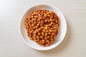 Thai Fried Peanut Cookies photo