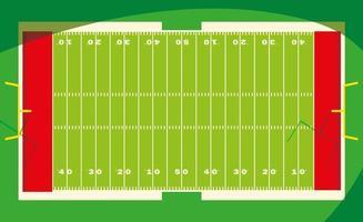 football stadium , soccer game american vector