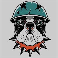 american football helmet vector tattoo dog