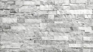 paredes de piedra de granito foto