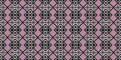 colección de patrones étnicos. diseños geométricos en tonos vintage para telas estampadas, camisas, tejidos, papel digital, papel de regalo, papel tapiz de fundas, patrones de cojines y decoraciones sin costuras vector